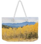 Colorado Autumn In The Mountains Weekender Tote Bag