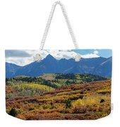 Colorado Color Bonanza Weekender Tote Bag