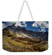 Colorado Mountains Weekender Tote Bag