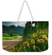 Colorado Wildflowers Weekender Tote Bag by John De Bord