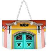 Colorful Door Weekender Tote Bag