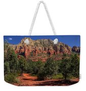 Colorful Mormon Canyon Weekender Tote Bag by Andy Konieczny