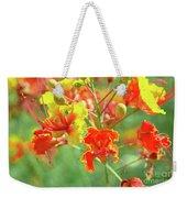 Colorful Morning Weekender Tote Bag