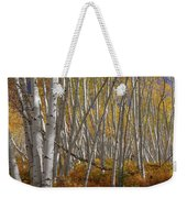 Colorful Stick Forest Weekender Tote Bag