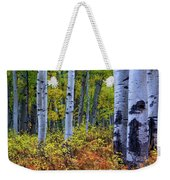 Colors Of October Weekender Tote Bag by John De Bord