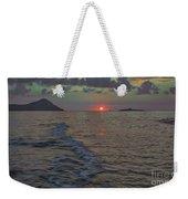 Colors Of The Sunrise Weekender Tote Bag