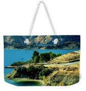 Columbia River Lakes Weekender Tote Bag