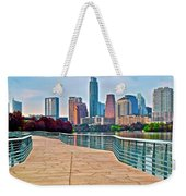 Come To Austin Texas Weekender Tote Bag
