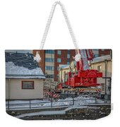 Comming Home 0 #i3 Weekender Tote Bag by Leif Sohlman