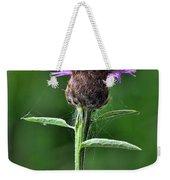 Common Knapweed 1 Weekender Tote Bag