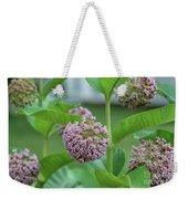 Common Milkweed Weekender Tote Bag