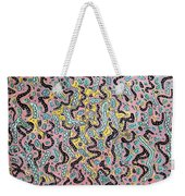 Confetti Wiggle Room Weekender Tote Bag