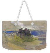 Conway Castle - Digital Remastered Edition Weekender Tote Bag