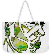 Cool Green Weekender Tote Bag