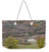 Copper Hills Autumn Weekender Tote Bag