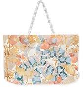Coral Spring Garden Weekender Tote Bag