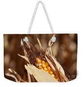Corn In Dry Husk Weekender Tote Bag