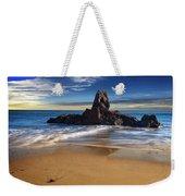 Corona Del Mar Beach Weekender Tote Bag