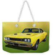 Coronet Super Bee Weekender Tote Bag