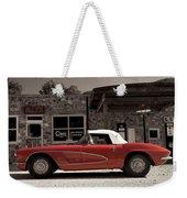 Corvette Cafe - C1 Weekender Tote Bag