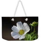 Cosmos In The Cottage Garden Weekender Tote Bag