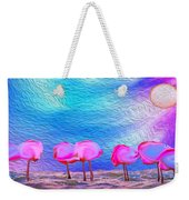 Cotton Candy Trees Weekender Tote Bag