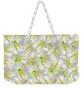 Cotton Seed Lilies Weekender Tote Bag