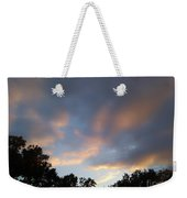Cotton Sky Weekender Tote Bag