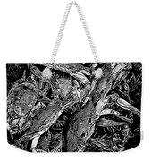 Crabs In The Basket Weekender Tote Bag