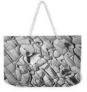 Cracked Earth Abstract Weekender Tote Bag