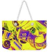 Crafting Colours Weekender Tote Bag