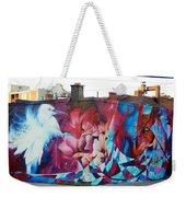 Creative Splash Of Artwork Weekender Tote Bag