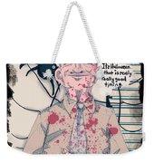 Creed Halloween Weekender Tote Bag