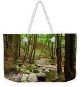 Creek In Massachusetts 2 Weekender Tote Bag