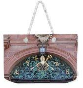 Crest Of Saint Peter Weekender Tote Bag