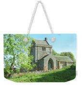 Crighton Historic Church Weekender Tote Bag