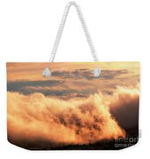 Cripple Creek Fog Weekender Tote Bag