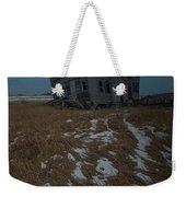 Crooked Moon Weekender Tote Bag