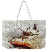 Crusader Tank, World War Two Weekender Tote Bag