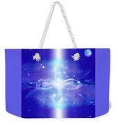 Crystal Chamber Of Light Weekender Tote Bag