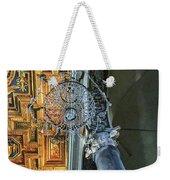Crystal Weekender Tote Bag