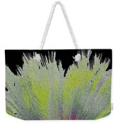 Crystalized Cacti Spears 2c Weekender Tote Bag