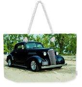 Custom 1937 Chevrolet Coupe Weekender Tote Bag