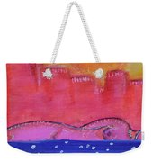 Civilizing Weekender Tote Bag by Kim Nelson