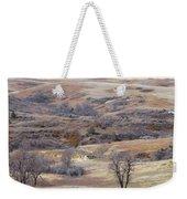 Dakota Prairie Slope Reverie Weekender Tote Bag