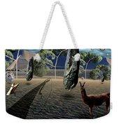 Dali's Llama Weekender Tote Bag