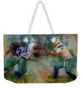 Dallas Cowboys. Weekender Tote Bag