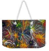 Dancing Colors Weekender Tote Bag
