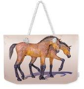 Darling Foal Pair Weekender Tote Bag