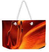 Day Lily Delight Weekender Tote Bag
